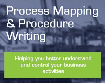 Process Mapping & Procedure Writing